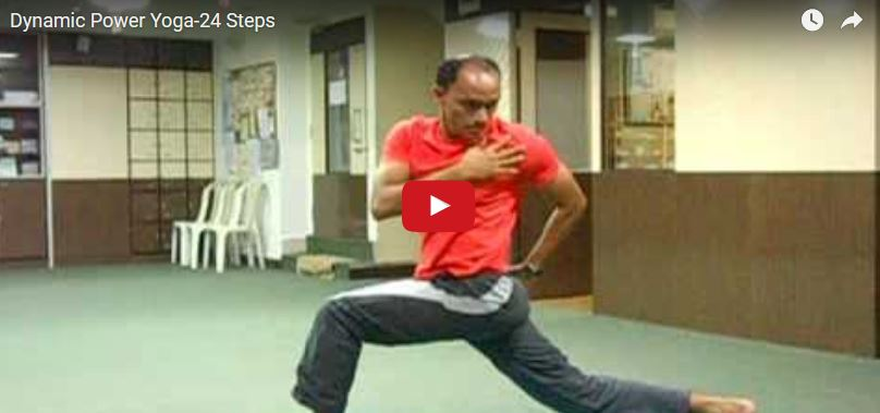 Dynamic Power Yoga-24 Steps