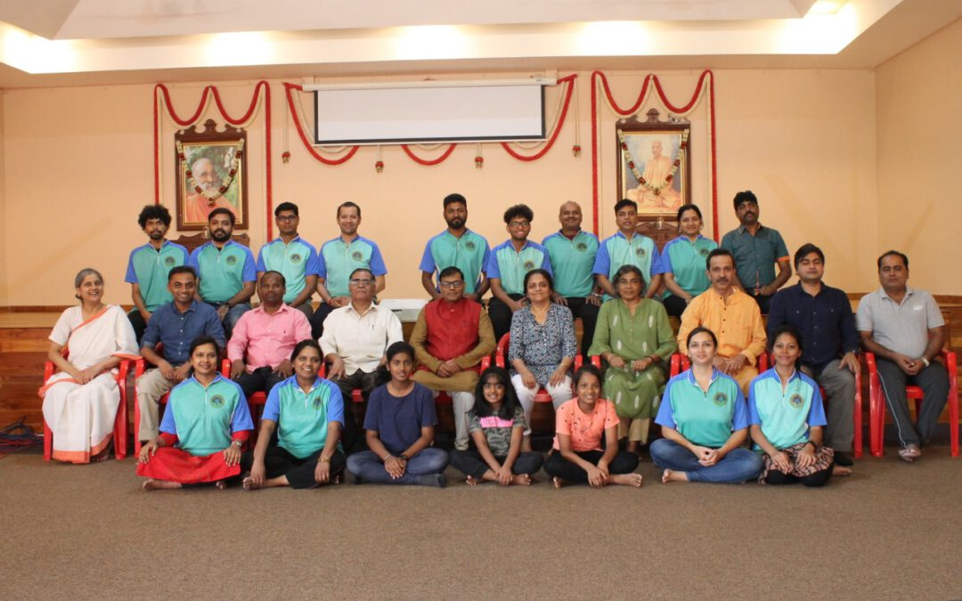 YOGA INSTRUCTOR COURSE (YIC) AUGUST 2019 BATCH